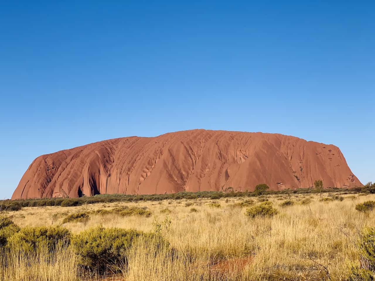 Uluru Sunset Spot