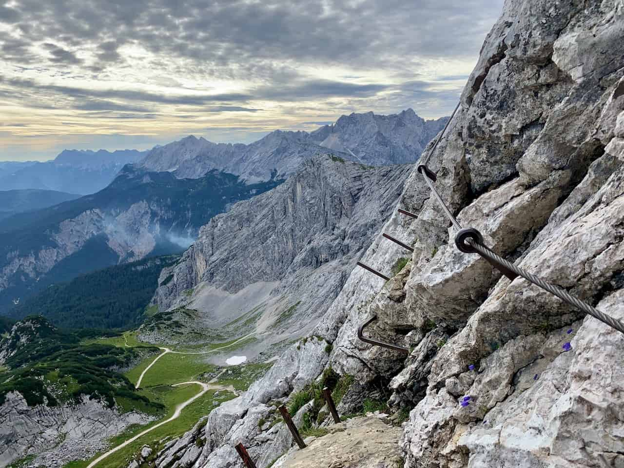 Alpspitze Bavaria Via Ferrata
