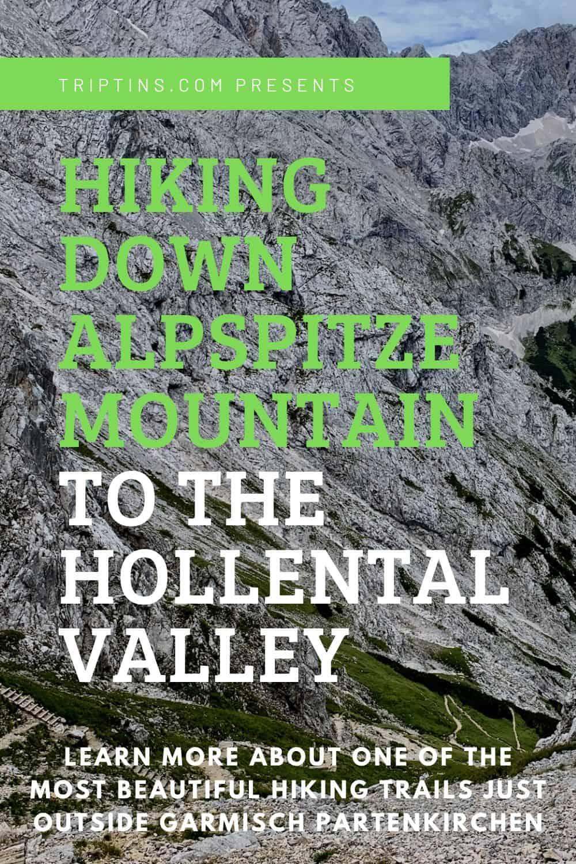 Alpspitze Hiking Bavaria