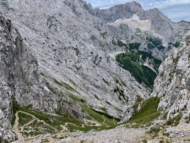 Alpspitze Hiking