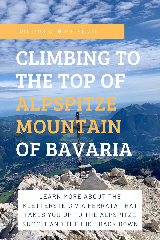 Alpspitze Mountain Hike