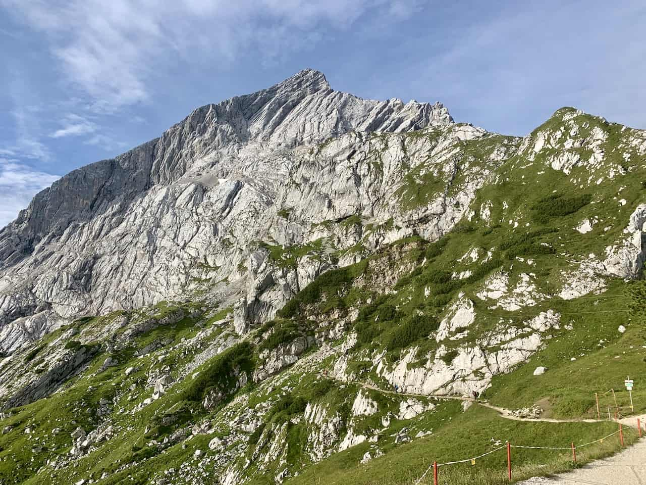 Alpspitze Mountain