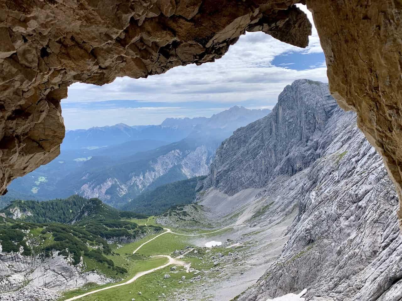 Alpspitze Tunnel