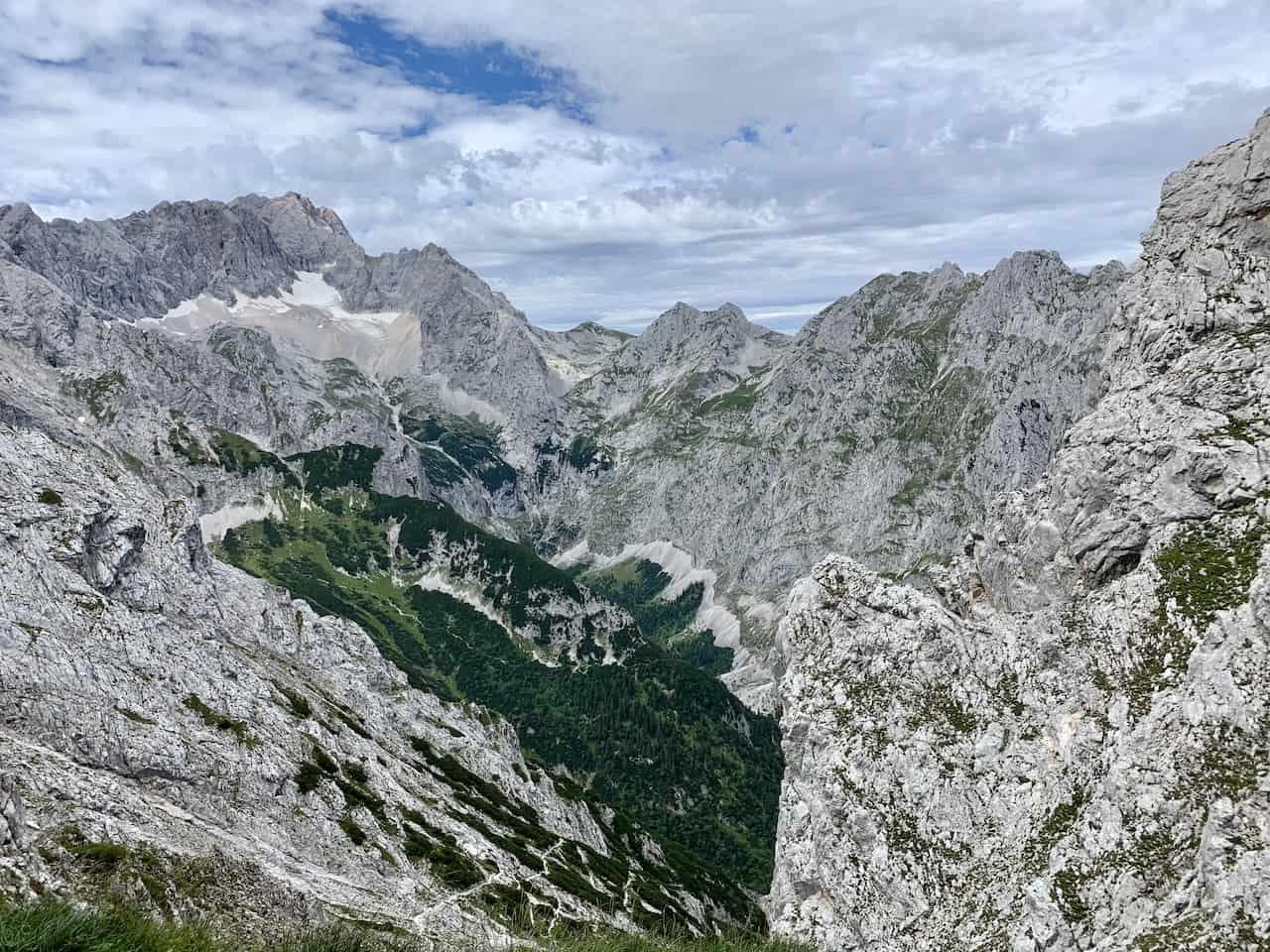 Alpspitze Valley Hike