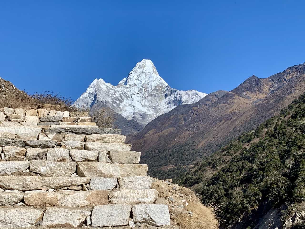 Ama Dablam Mountain Hike
