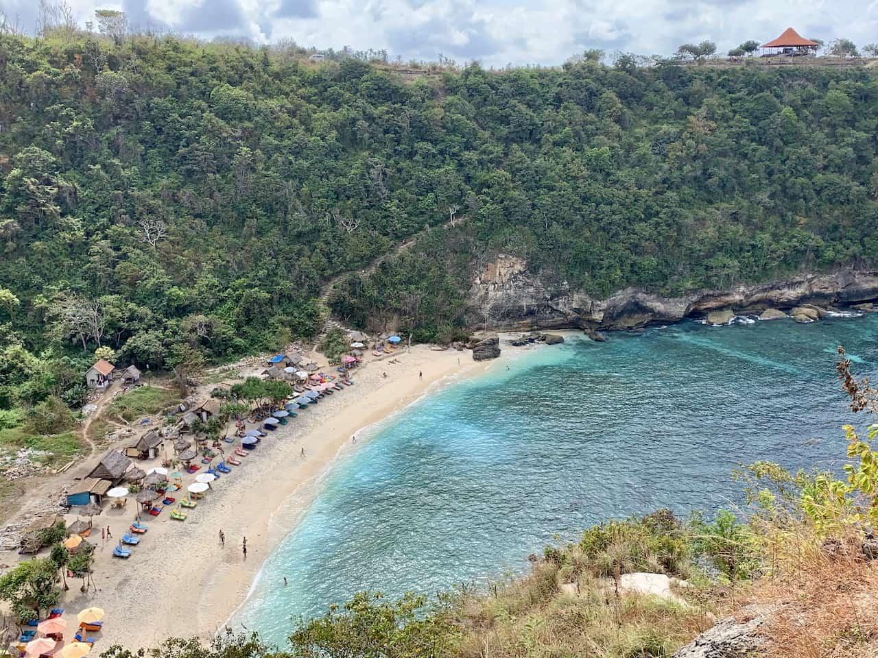Atuh Beach of Nusa Penida