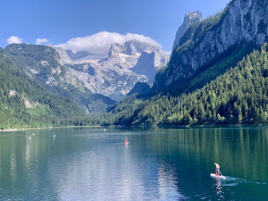 Austria Itinerary