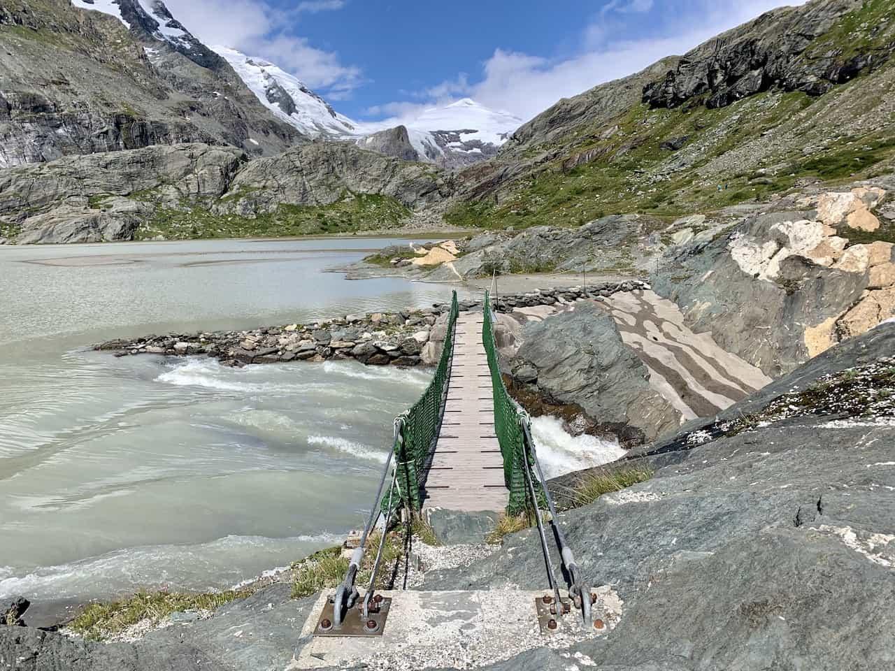 Austria Suspension Bridge