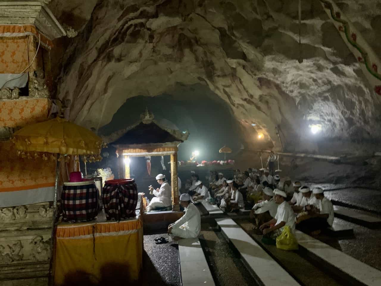 Bali Cave Temple