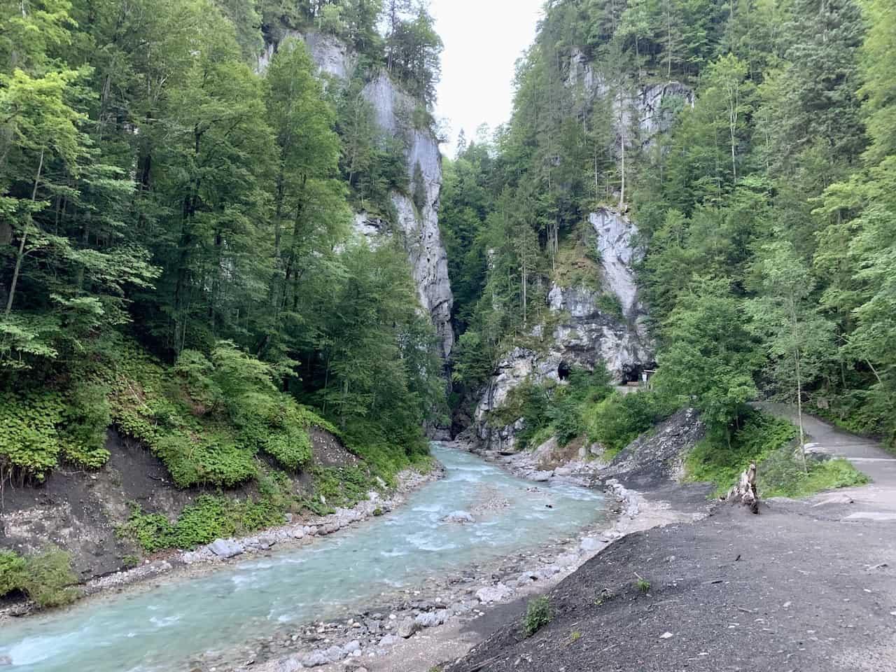 Bavaria Gorge