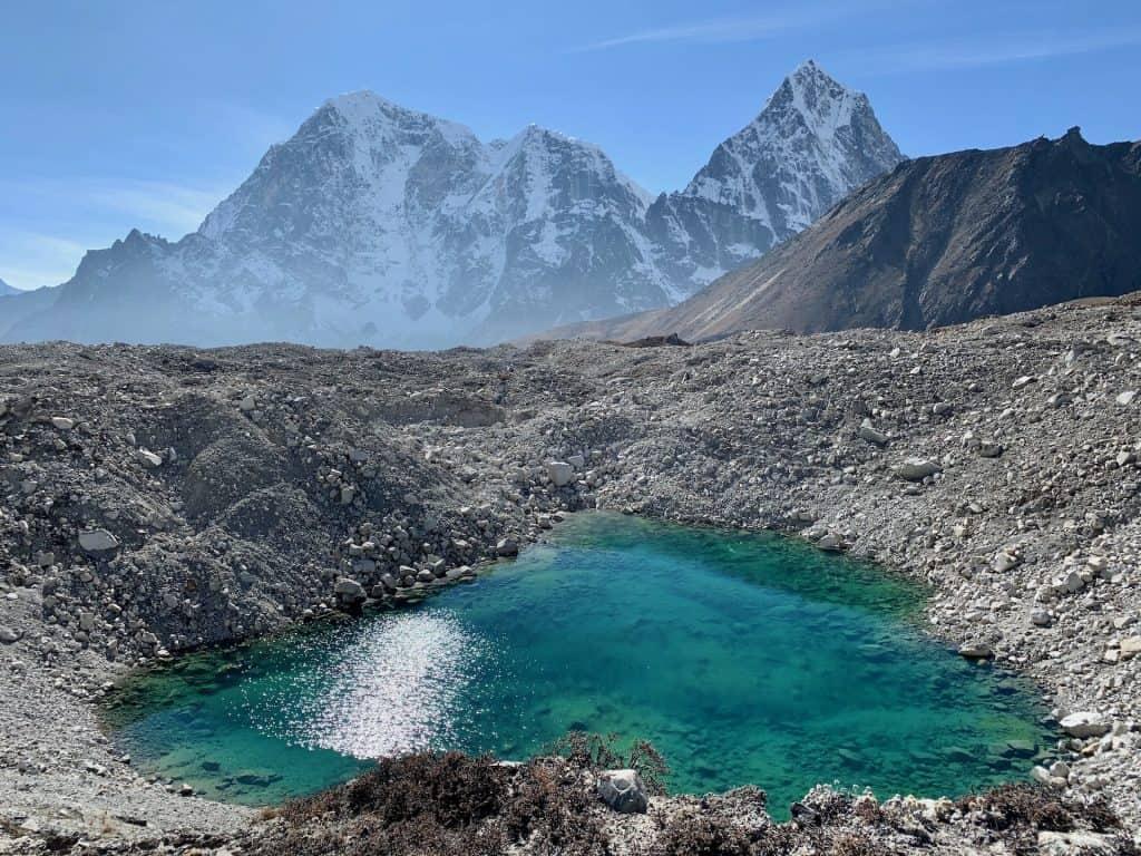 Everest Base Camp Elevation Gain & Distance