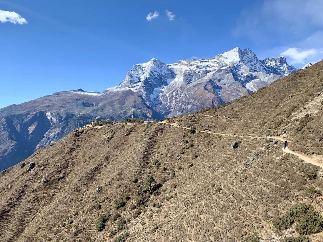Everest Base Camp Trek Terraces