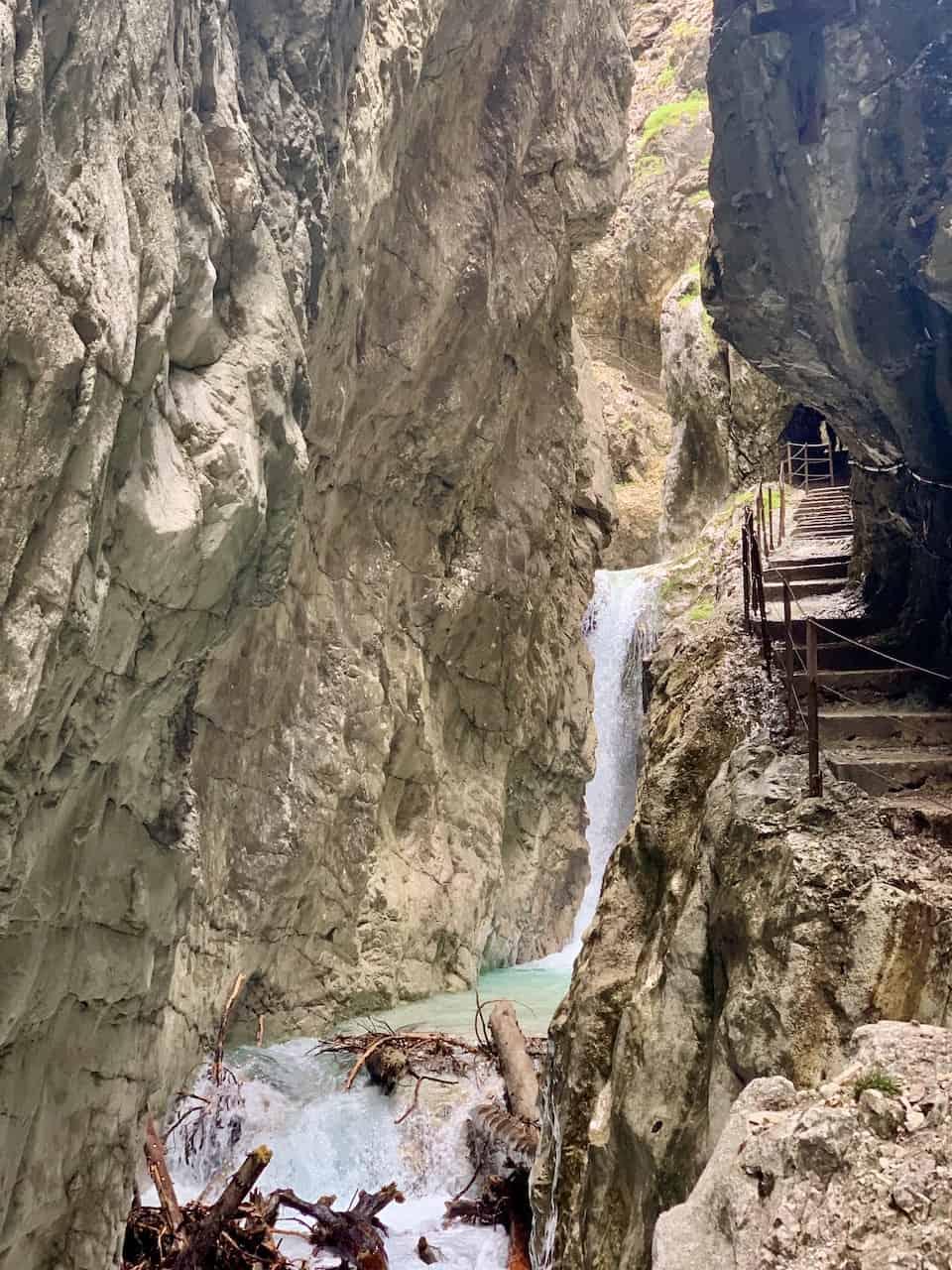 Garmisch Partenkirchen Gorge