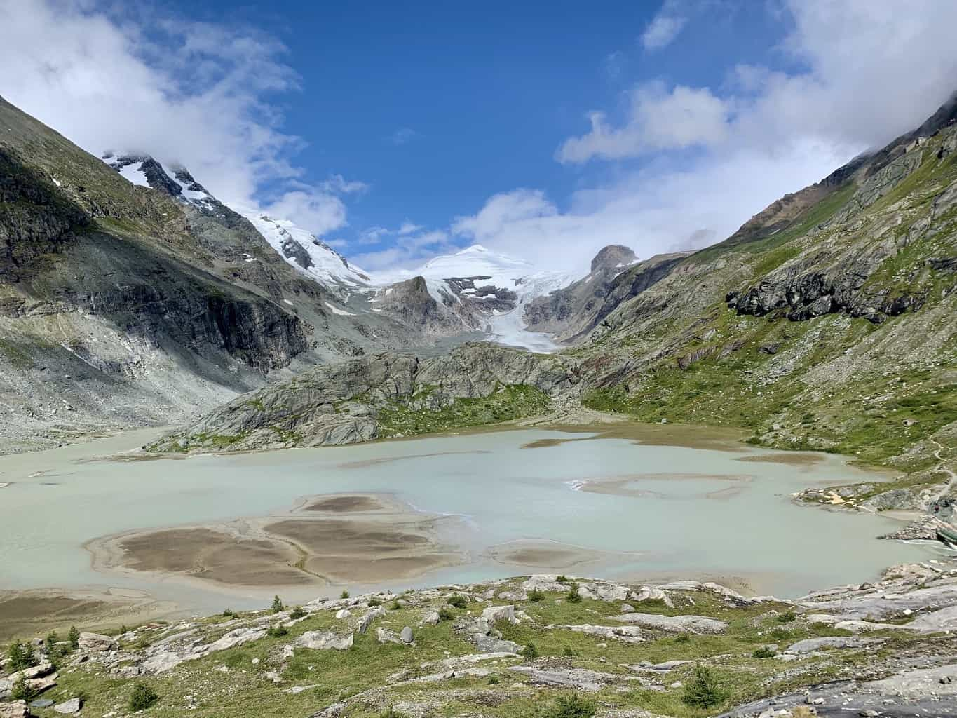 Grossglockner High Alpine Road Hiking
