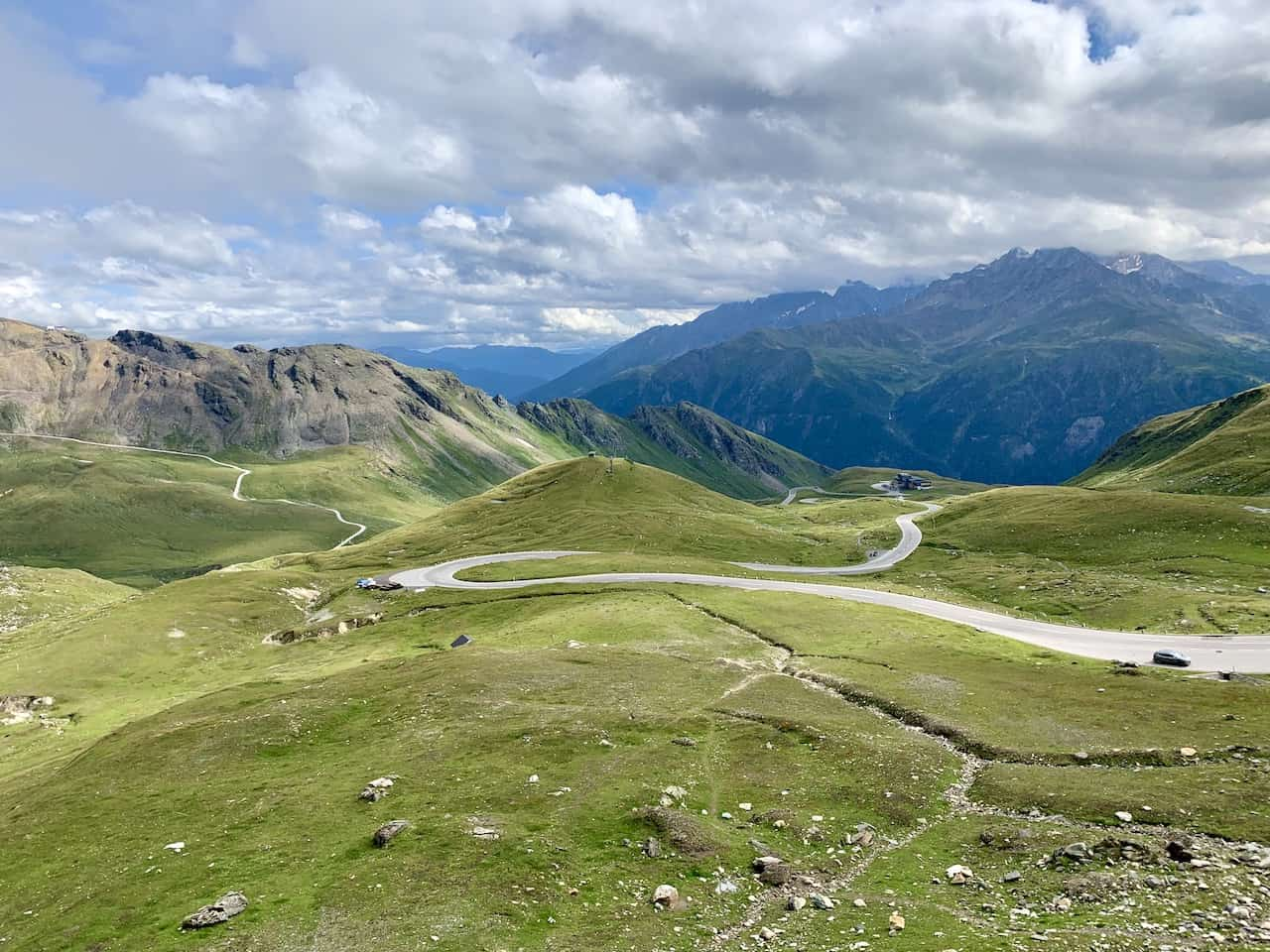 Grossglockner High Alpine Road Views