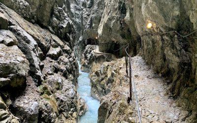 Höllentalklamm Gorge