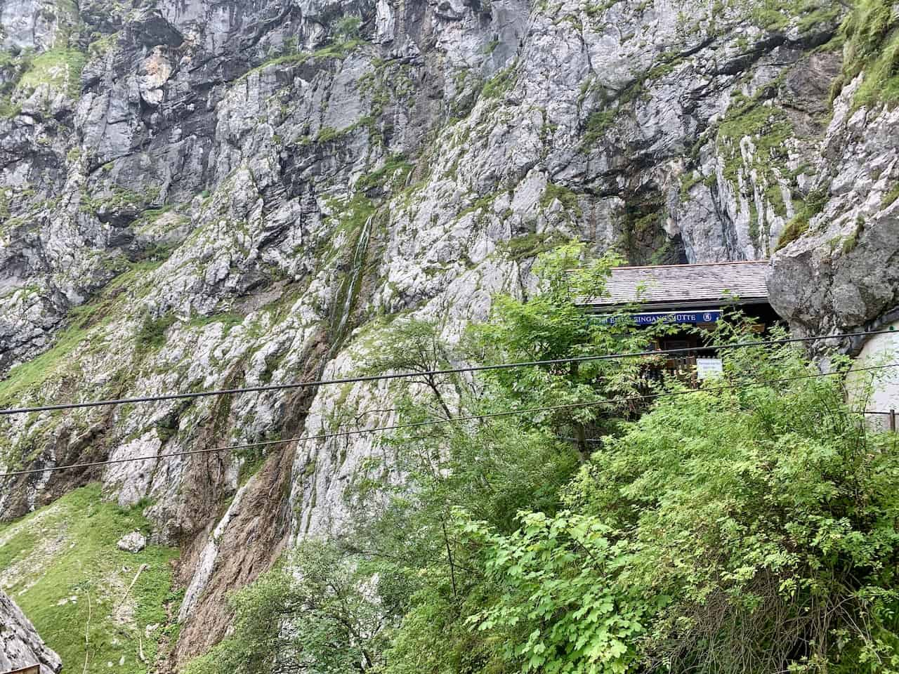 Höllentalklamm Gorge Entrance