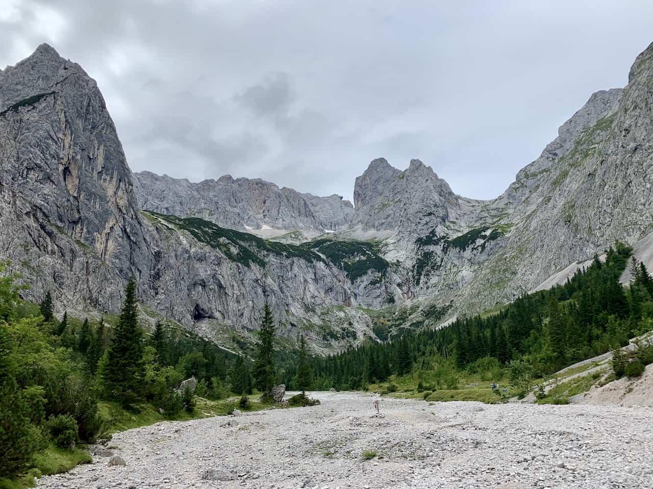 Hollental Zugspitze
