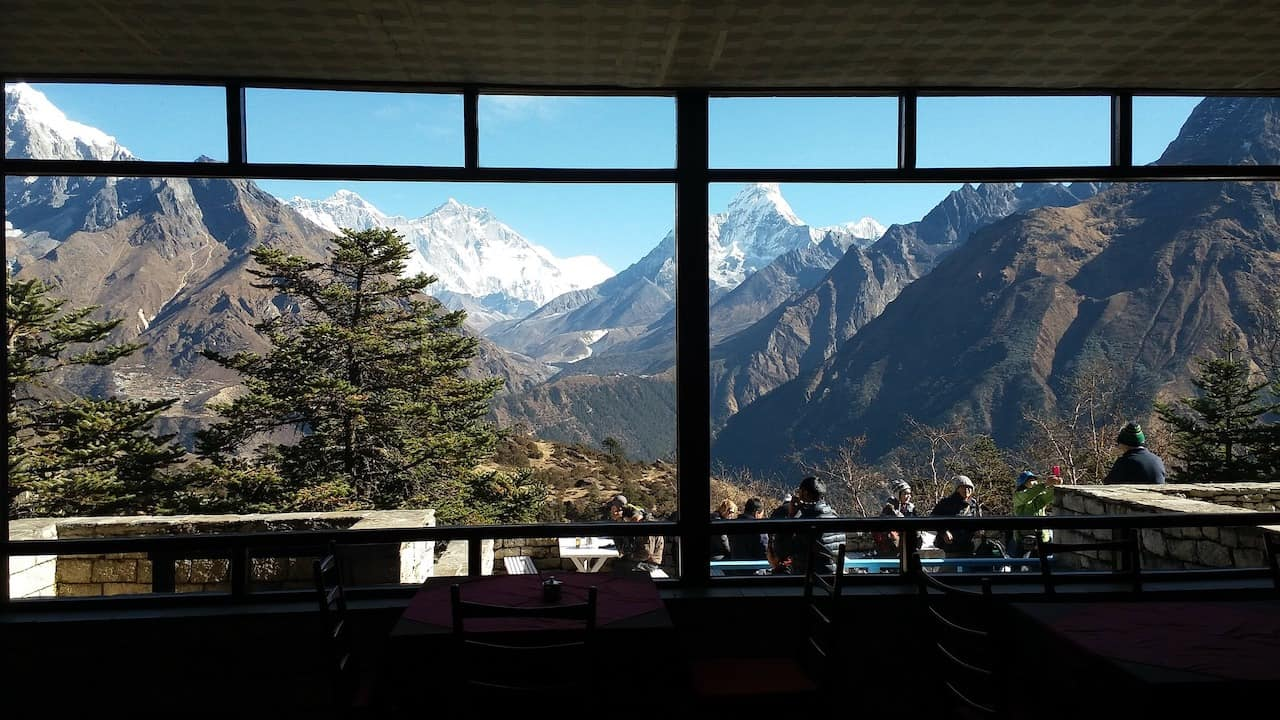 Hotel Everest View Viewpoint