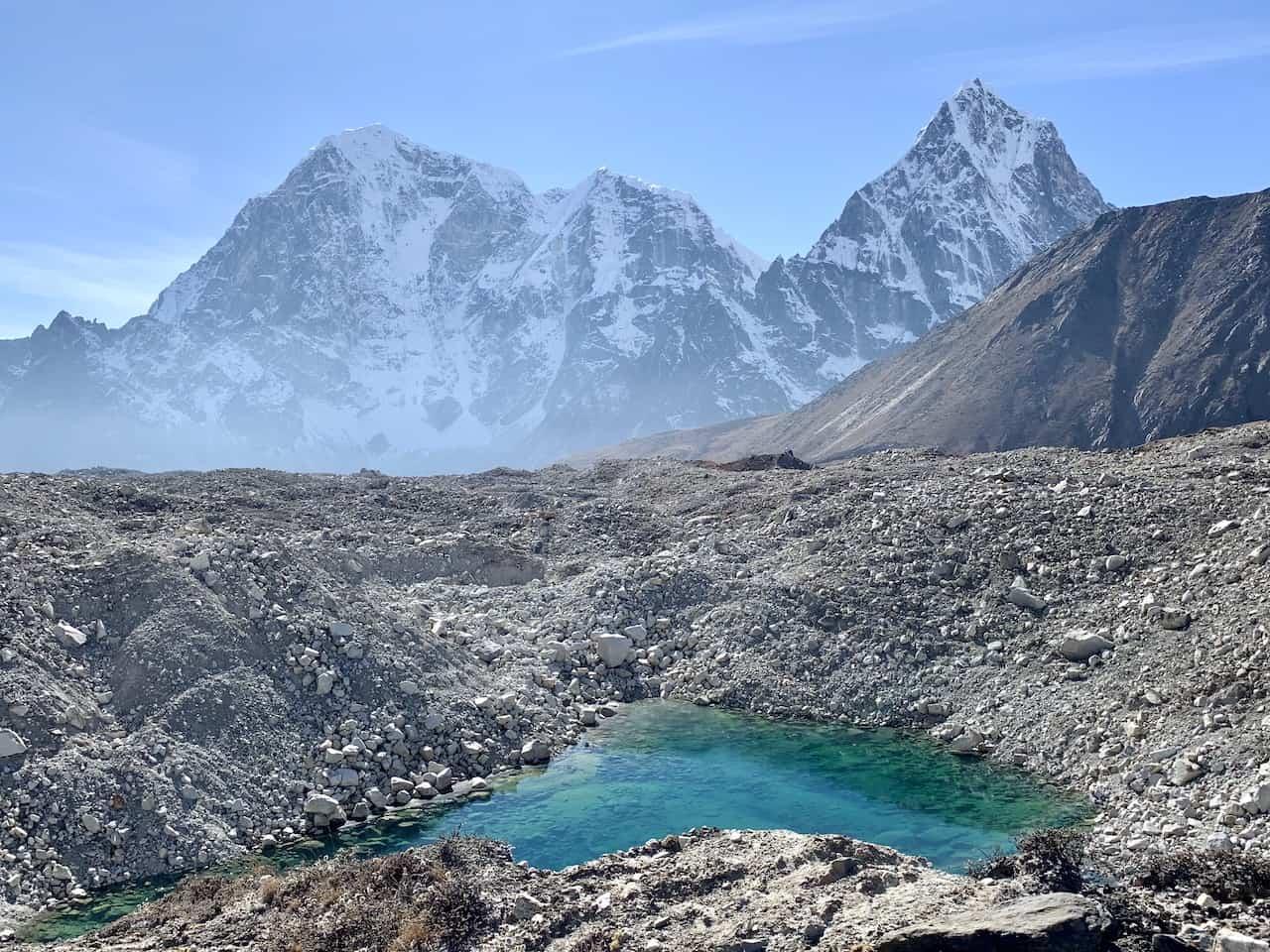 Khumbu Glacier Lobuche