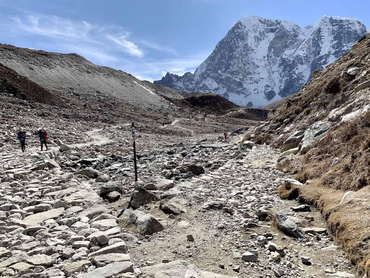 Lobuche Hike Everest