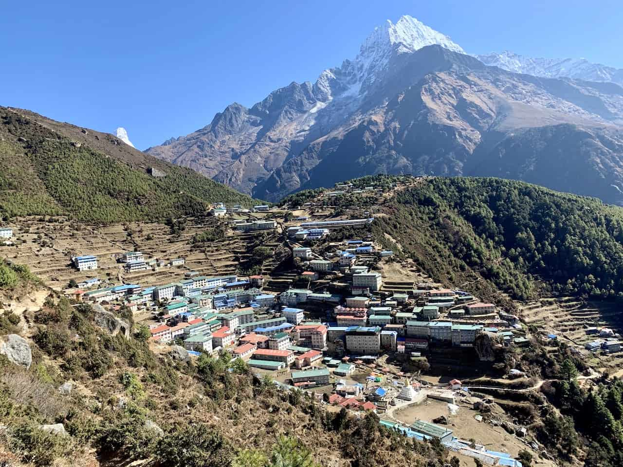 Namche Bazaar Viewpoint