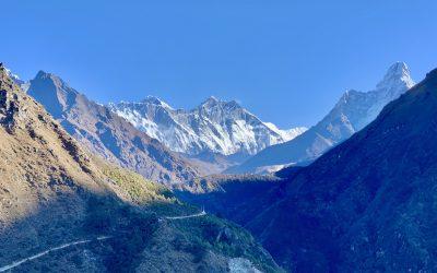 Namche Bazaar to Tengboche   Everest Base Camp Trek Day 4