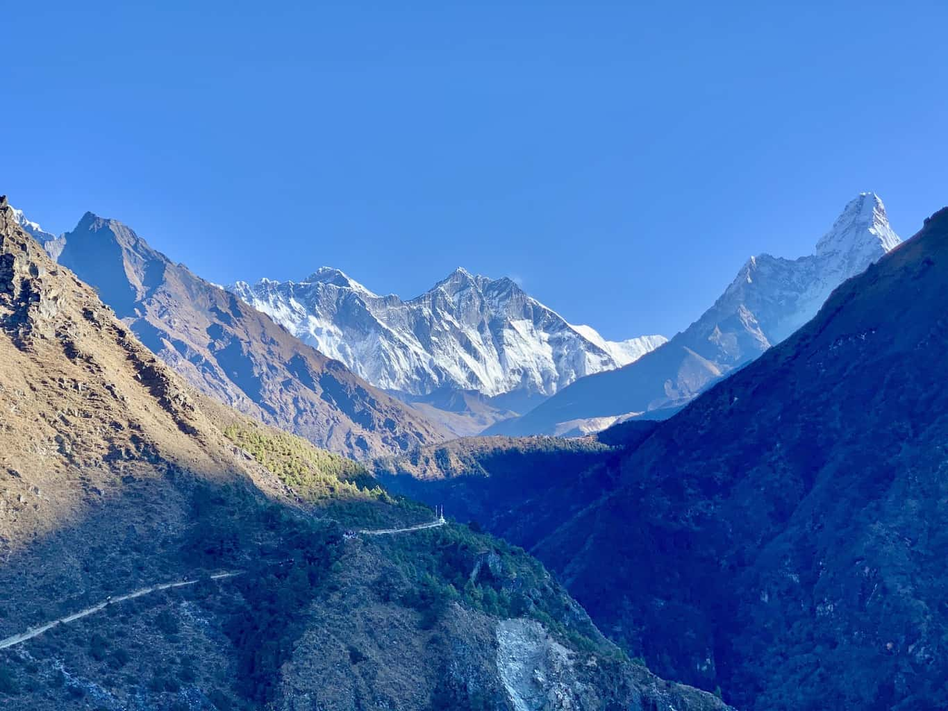Namche Bazaar to Tengboche | Everest Base Camp Trek Day 4
