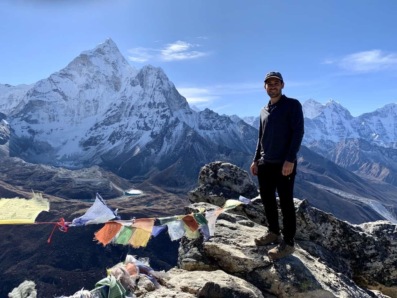 Nangkartshang Peak Nepal