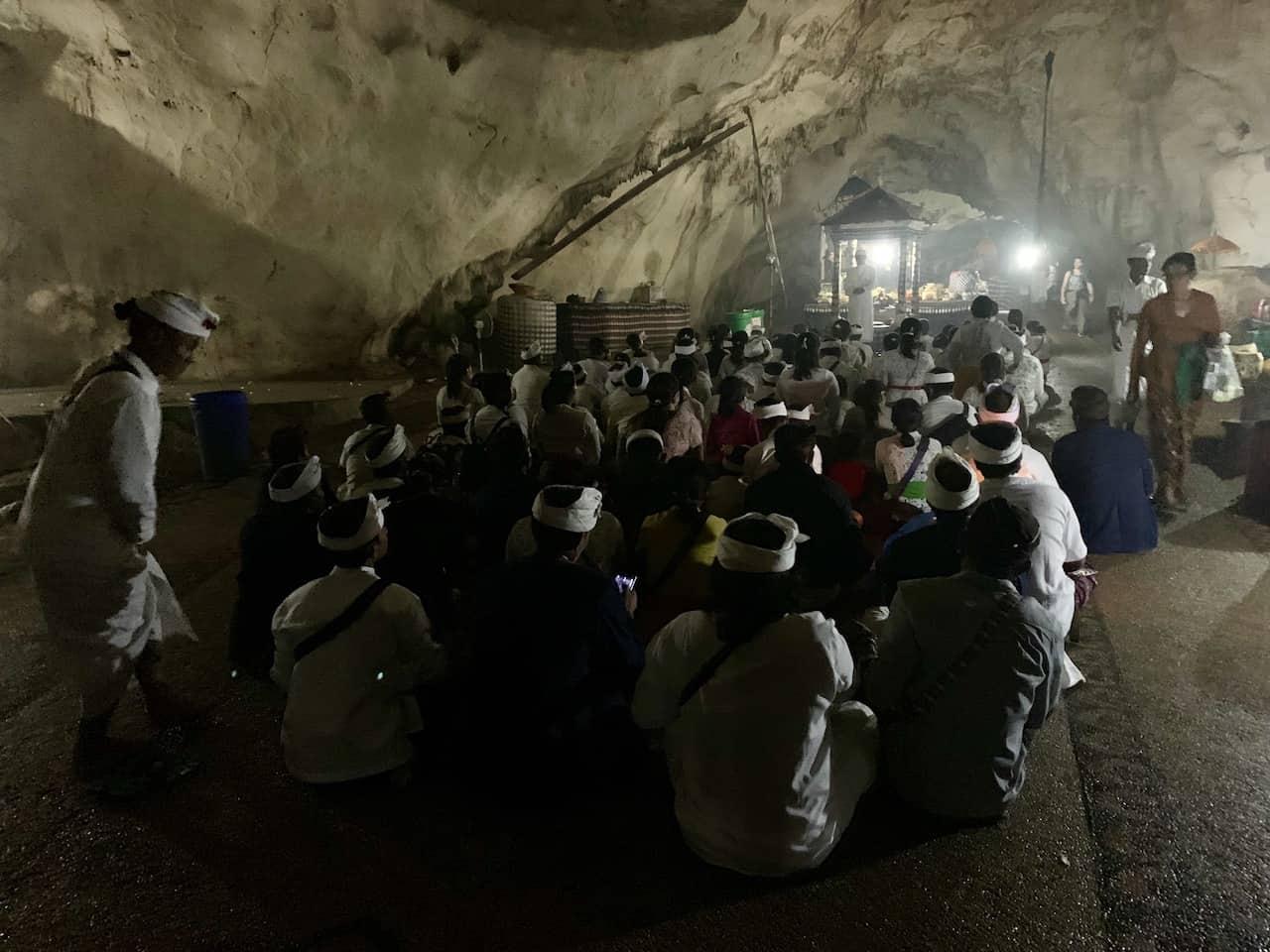Nusa Penida Cave Temple