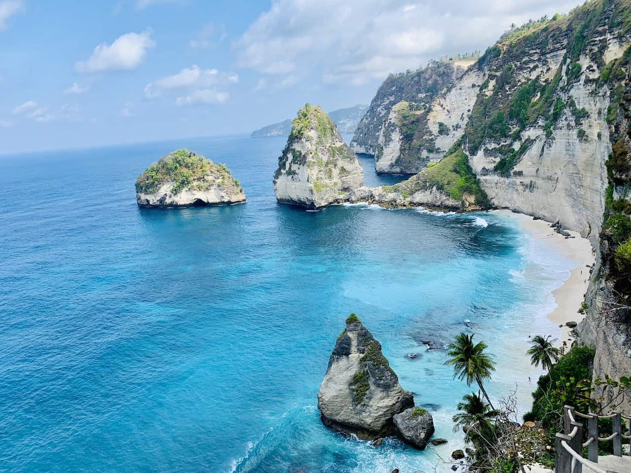 Nusa Penida Diamond Beach
