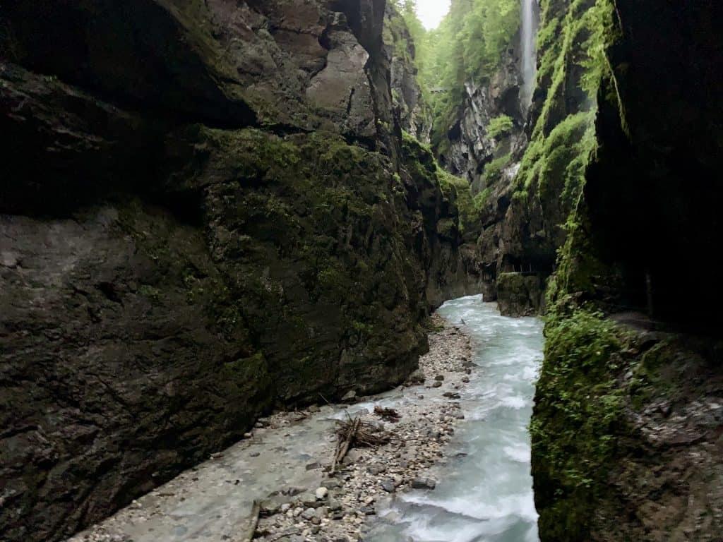 Partnach Gorge Hike