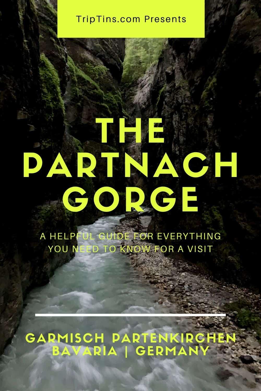 Partnach Gorge Hike Bavaria