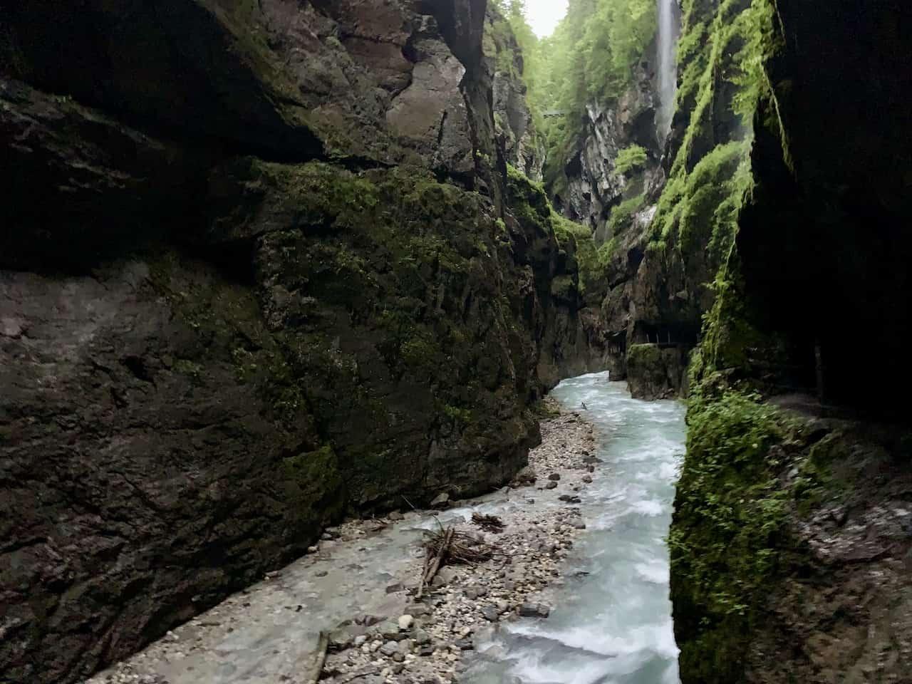 Partnach Gorge Zugspitze