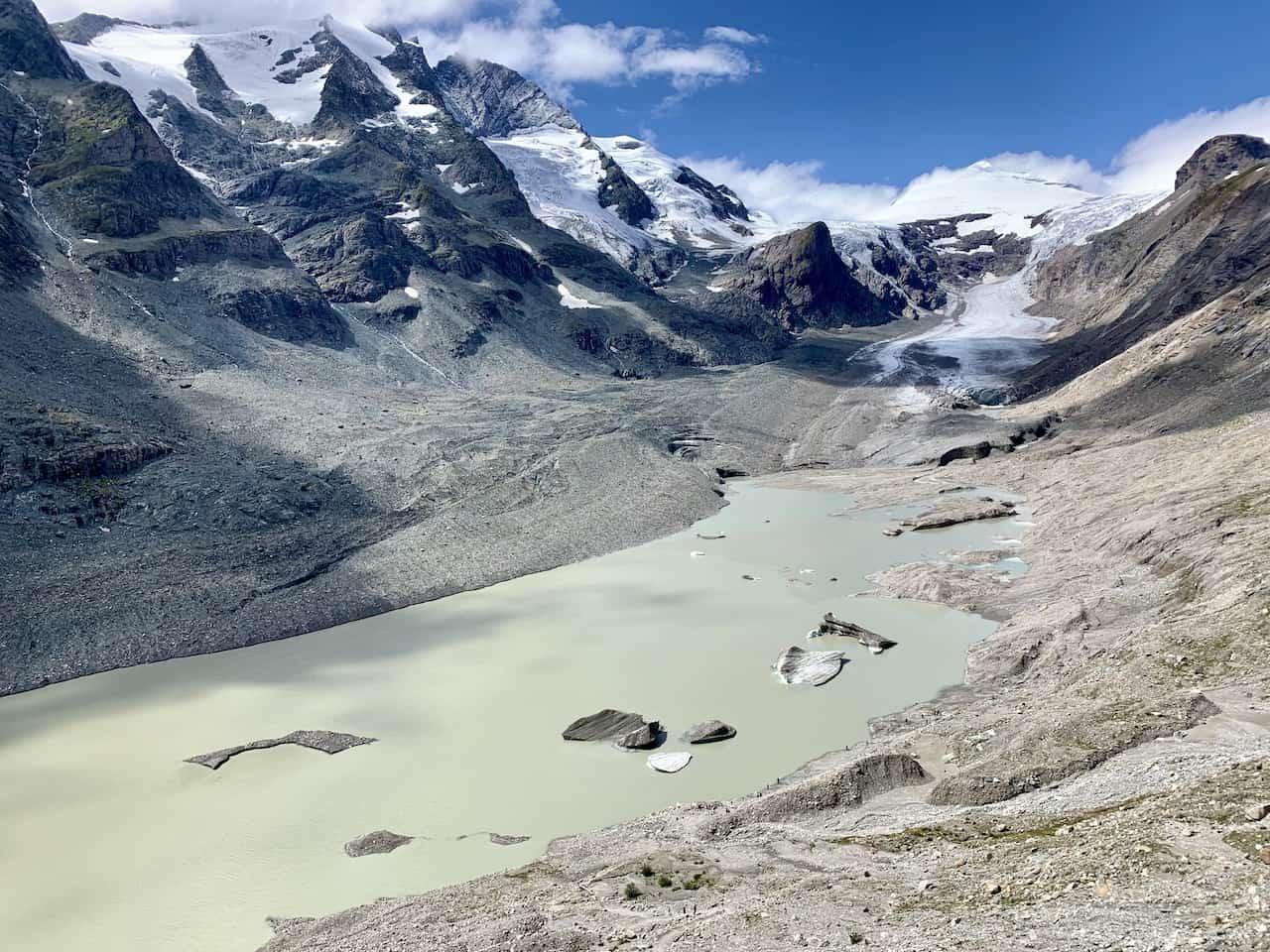 Pasterze Glacier Franz Josefs
