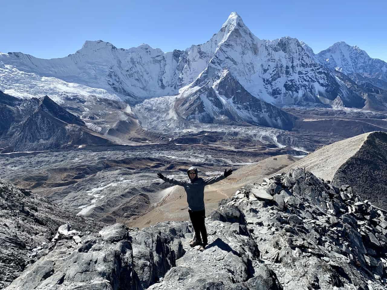 Rainjacket Windbreaker Everest