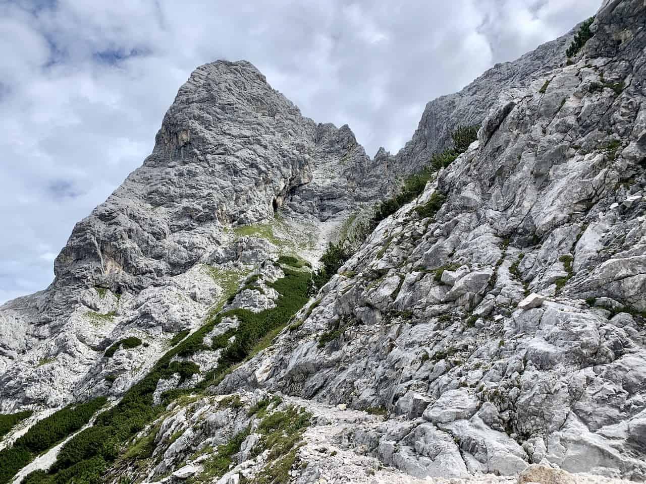 Rinderscharte Hike