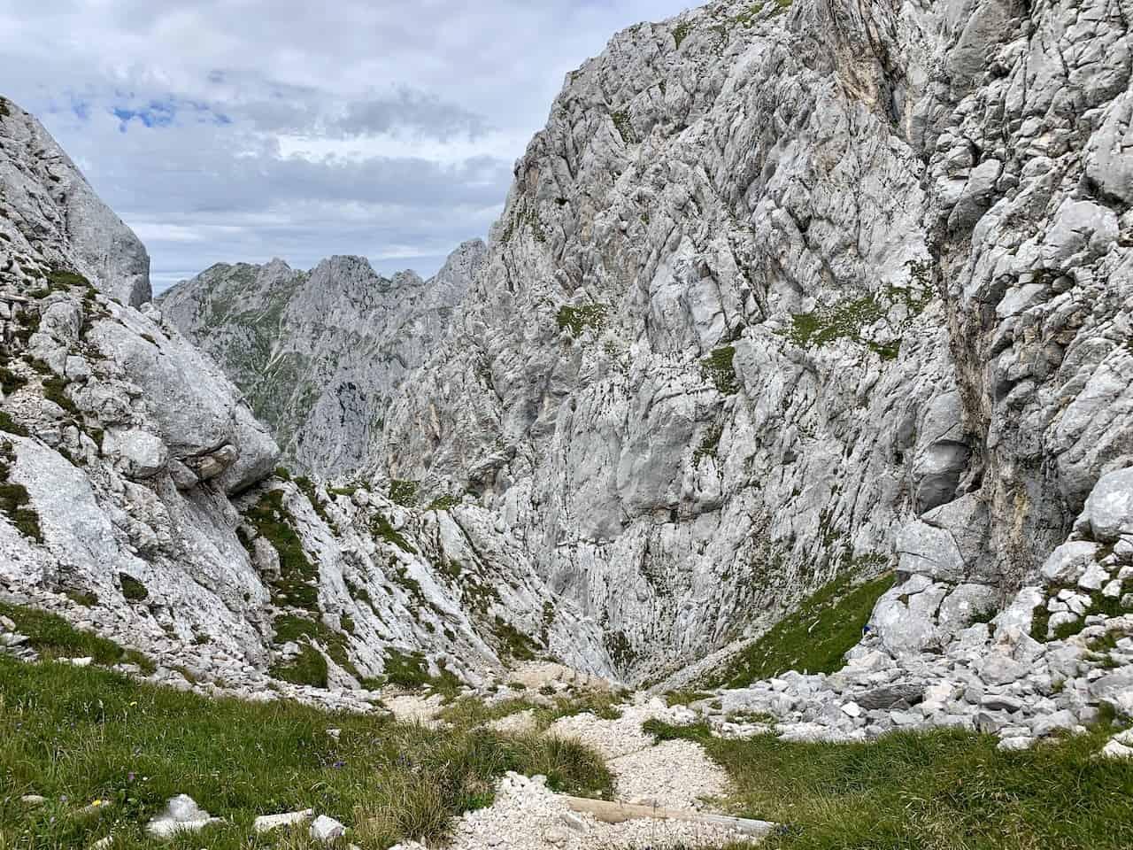 Rinderscharte Valley