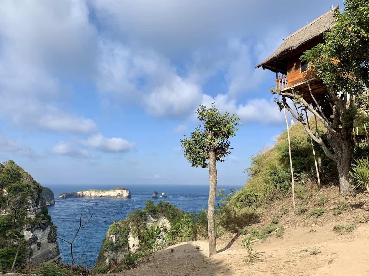 Rumah Pohon Tree House Nusa Penida Bali