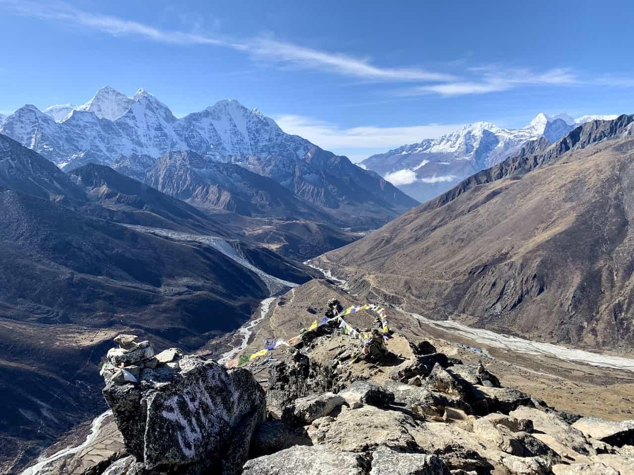 Sagarmatha National Park Valley Views