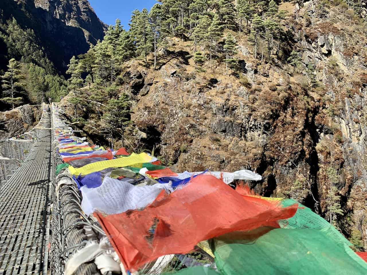Sherpa Flags Nepal