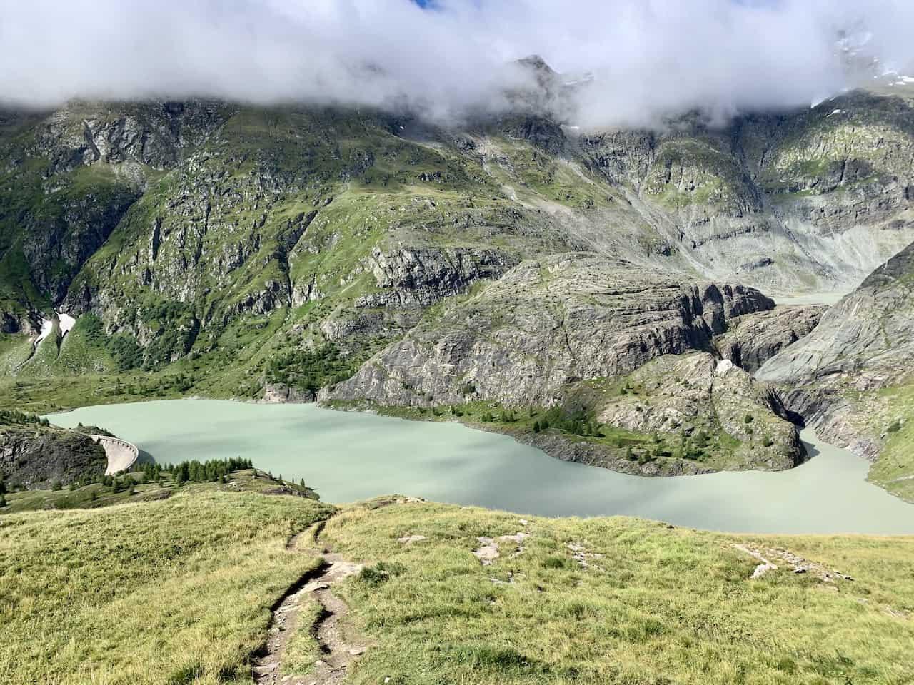 Speicher Margaritze Lake