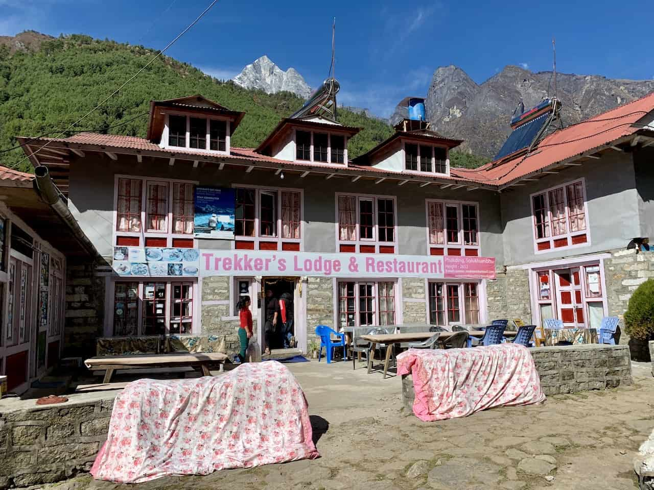 Trekkers Lodge and Restaurant Phakding