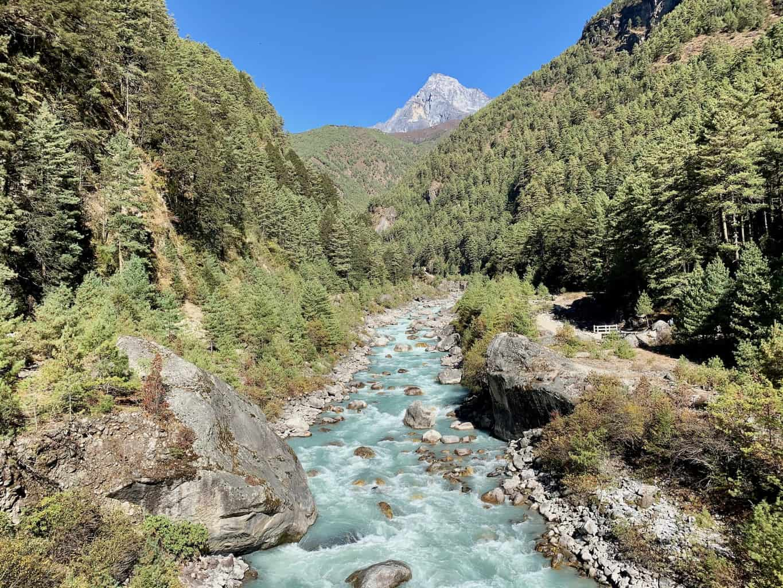 Phakding to Namche Bazaar Trekking | Everest Base Camp Trek Day 2
