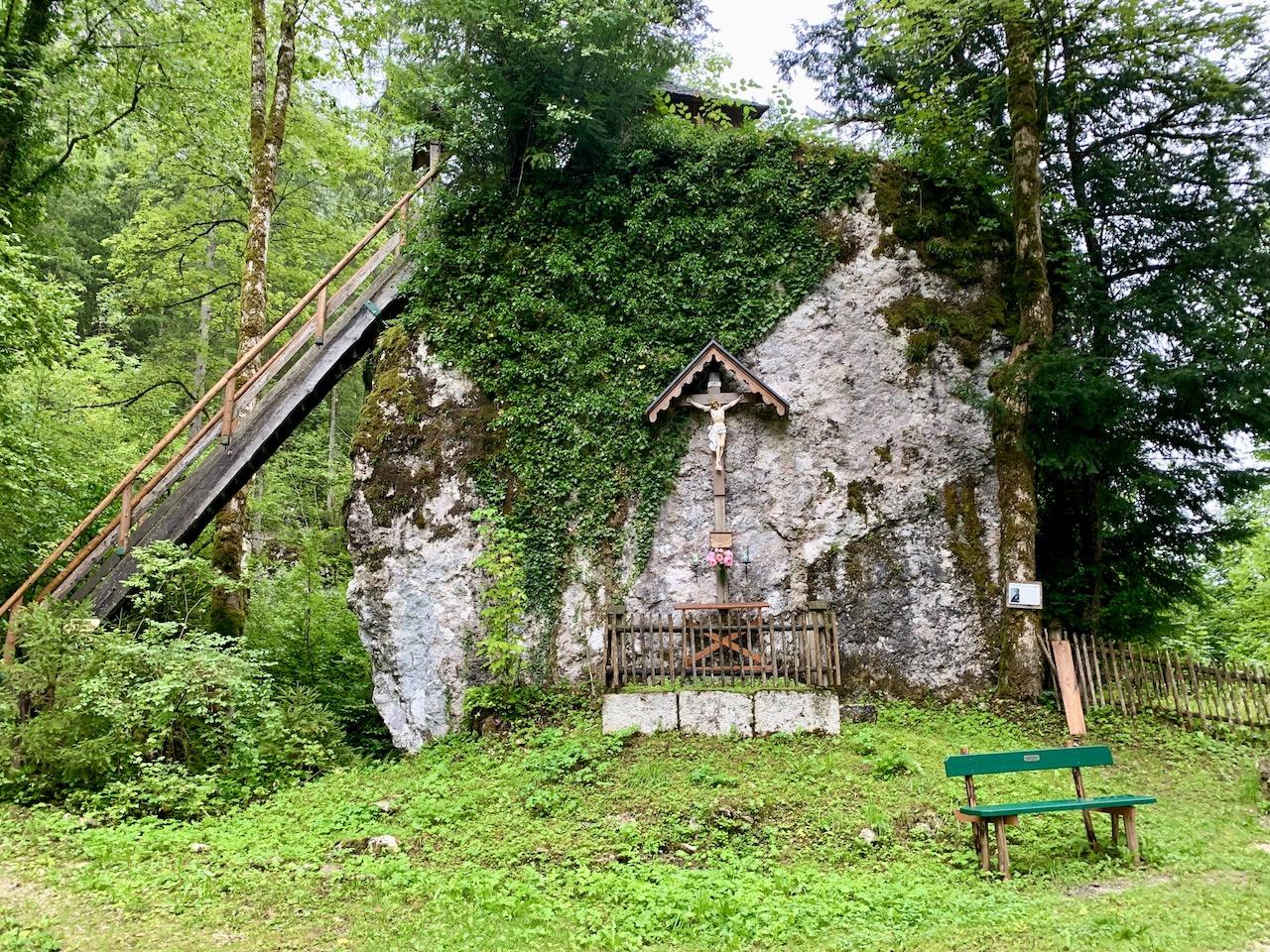 Waldbachstrub Path