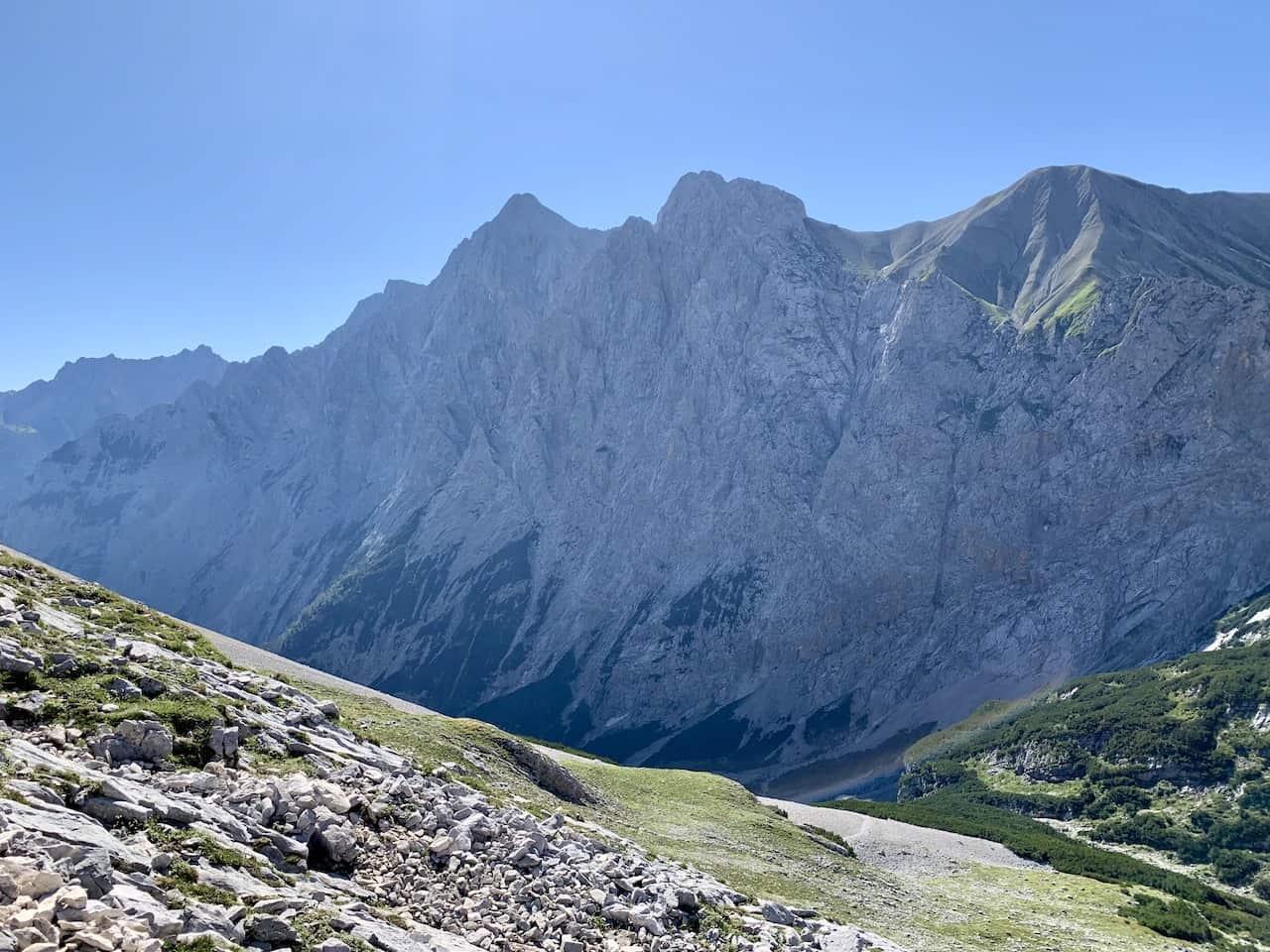 Zugspitze Bavarian Alps