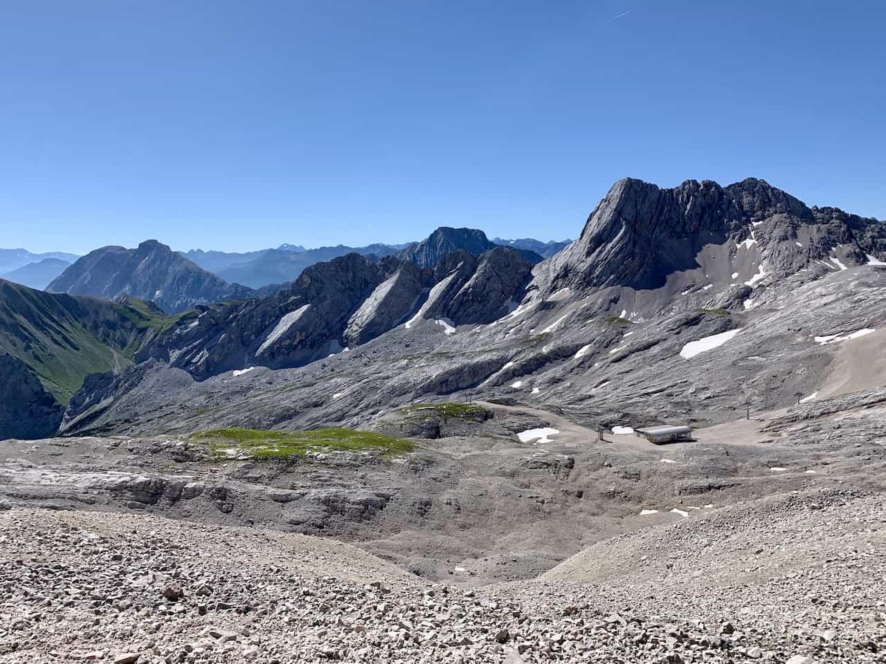 Zugspitze Garmisch Partenkirchen