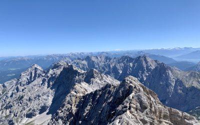 Zugspitze Hike