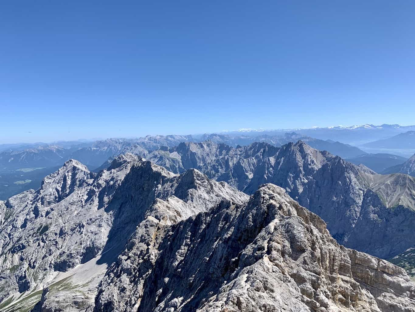 Zugspitze Hike in One Day | Reintal Valley Route