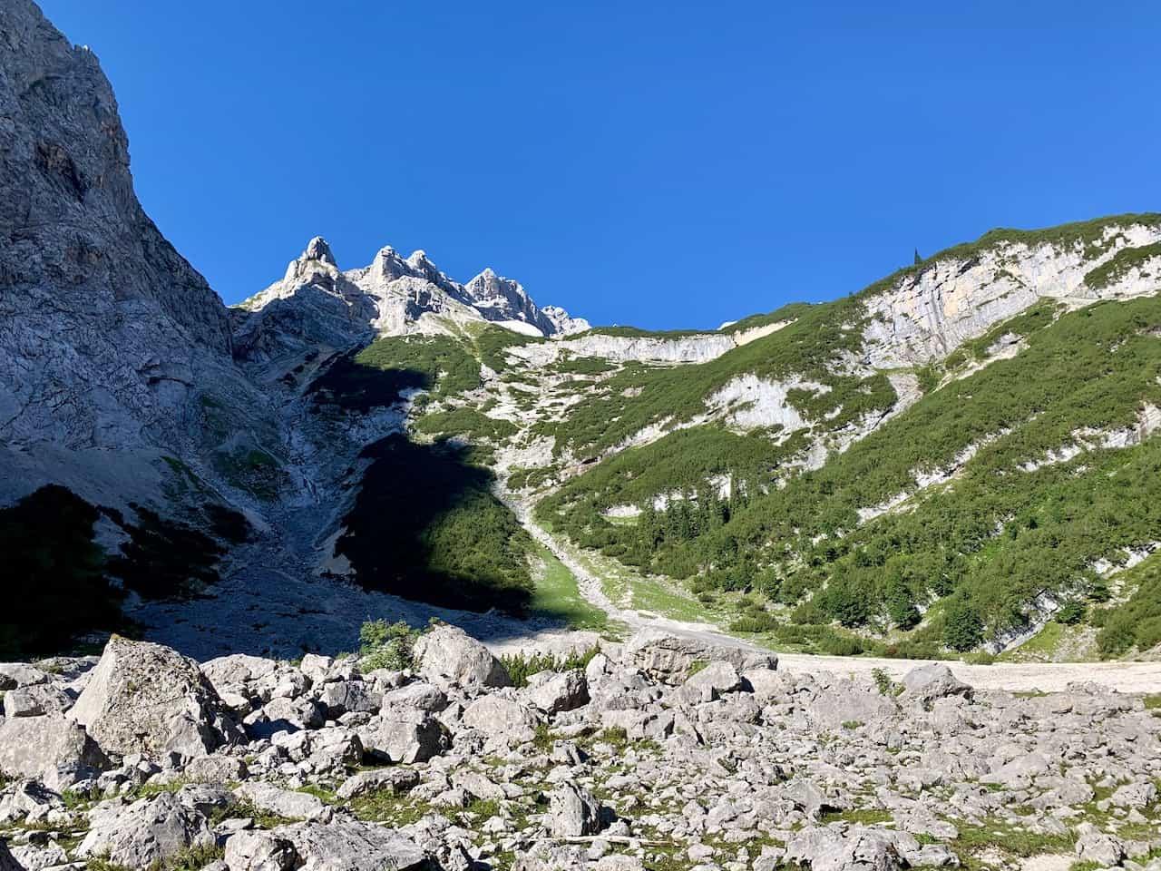 Zugspitze Hiking Trail